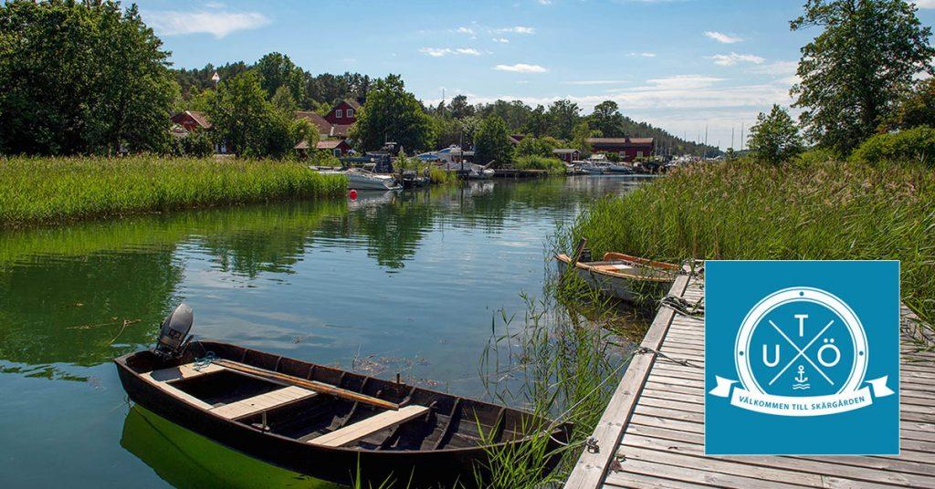 Utö i Stockholms skärgård